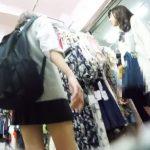 【HD盗撮動画】鮮度抜群じゃねー化!!!放課後の制服美少女を粘着してパンチラを乱獲するwww
