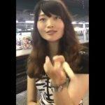 【盗撮動画】ヤバいやつ!美人お姉さんに道を尋ねた男がそのまま尾行してスカート捲りパンチラ!