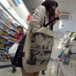 【HD盗撮動画】イイやつです!マジな制服美少女を追跡に尾行を重ねてパンチラを撮りまくってる!!
