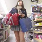 【盗撮動画】可愛い娘さんご登場!放課後の制服美少女達の下半身とパンチラを集中隠し撮りwww
