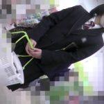【盗撮動画】お待たせいたしました!地味系いもっ娘の制服女子校生のパンチラ逆さ撮り映像www
