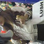 【盗撮動画】芸能人クラスの美人オーラを放つスレンダー美女のパンチラを隠し撮り公開!!