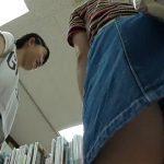 【HD盗撮動画】華奢でアドケナイ顔立ちに小さなお尻!幼げな美少女のパンチラを攻略する!!