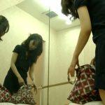 【盗撮動画】美巨乳プルンプルン!バレエ教室の更衣室で着替えを隠し撮りされた美人お姉様!
