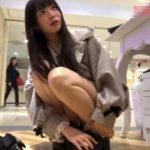 【盗撮動画】イイやつです!めっちゃ可愛い美少女系ショップ店員のパンチラを隠し撮りwww