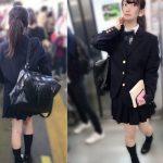 【HD盗撮動画】危険人物あどくろ氏!アイドル越え美少女をストーカーしながらパンチラ乱獲!!