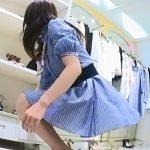 【HD盗撮動画】イイやつです!Mr.研修生!清楚美人なショップ店員の迫力の危険アングル連発パンチラwww