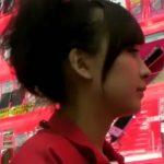 【HD盗撮動画】イイやつです!Docomoらしきスマホを販売してる美少女ショップ店員のパンチラ逆さ撮りwww