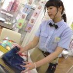 【盗撮動画】逆さHERO!ベビー用品店の激カワ清楚な美人ショップ店員のお嬢さんのパンチラを隠撮www