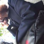 【HD盗撮動画】高画質パンティ映像!美少女JKを尾行して極上のフトモモとパンチラを撮りまくるwww