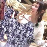 【盗撮動画】逆さHERO!前髪パッツンの激カワ個性派美人ショップ店員さんの食い込みパンチラwww