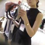 【隠撮動画】逆さHERO!オトナで美人なショップ店員のお姉さんのパンチラを危険アングルで攻略するwww