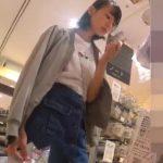 【盗撮動画】爽やか清純ピュアな私服JC美少女のパイスラからのパンチラでオカズ映像を作成したwww