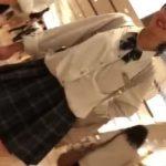 【盗撮動画】清純ピュアな制服美少女の放課後に迷惑密着!尾行しながらパンチラ隠し撮り放題な件www