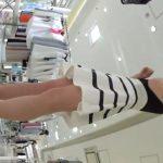 【盗撮動画】デパートで美人ショップ店員のキレイなお姉さんばかりを狙ってパンチラを収穫したwww