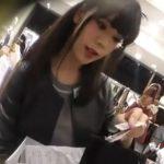 【盗撮動画】逆さHERO!清楚系美人ショップ店員さんの接客中にパンチラ撮りまくってるwww