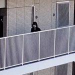 【盗撮動画】同じマンションに居住する現役JKのパンチラをエレベーターで連日隠し撮り!