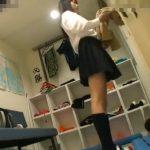 【盗撮動画】水泳部顧問が美少女部員の女子校生の着替えを隠し撮りしていた!!