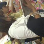【盗撮動画】デート中にお色気ムンムンの美人ギャルお姉さまのパンチラ隠し撮りwww