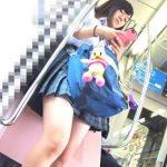 【HD盗撮動画】高画質高品質!アイドル級美少女の制服女子の小さめ美尻パンチラ!!
