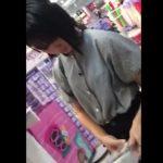 【盗撮動画】イイやつです!禁断のJS小◯生からJC中◯生くらいのロリ美少女のパンチラ映像!