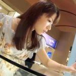 【盗撮動画】もうサイコー!清楚美人のお姉さまのパンチラ映像で尻肉ハミ出しGETwww