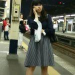 【HD盗撮動画】イイやつです!抜群のモデル系美女から清楚娘を尾行してスカート捲りパンチラ!