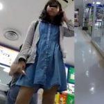 【盗撮動画】イイやつです!今どきJS小◯生のロリ美少女の下半身事情!パンチラ隠し撮り!