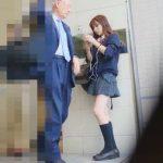 【HD盗撮動画】いかめしボーイ!尋常でない美形美少女のJKを付け回して捲りパンチラ!!