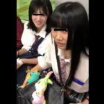 【盗撮動画】イイやつです!超清純スレンダー美少女の女子校生のパンチラを電車内で逆さ撮り!!