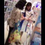 【盗撮動画】マジ最高!サプリメントで有名なD◯C専門店の美人ショップ店員のパンチラ!