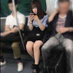 【HD盗撮動画】思春期特有のプニプニ感が堪らない!JK美少女のパンチラ逆さ撮り!!