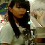 【盗撮動画】アドケナイ美少女ロリ顔が危険すぎる!放課後JC中◯生のパンチラ映像!!