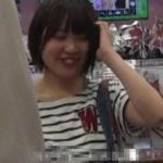 【HD盗撮動画】アドケナイ笑顔が危険度MAXなショートヘア美少女の映像パンチラ!!