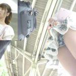 【盗撮動画】マジ美人さん!アイドルグループのセンター級の清楚娘のパンチラ最高!!