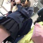 【盗撮動画】本物素人パンチラ!制服女子校生やギャルの下半身を付け回し行為!!