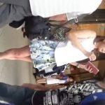 【盗撮動画】清楚系でなおかつ抜群の美脚!街中でも目立つ美女のパンチラ隠し撮り!!